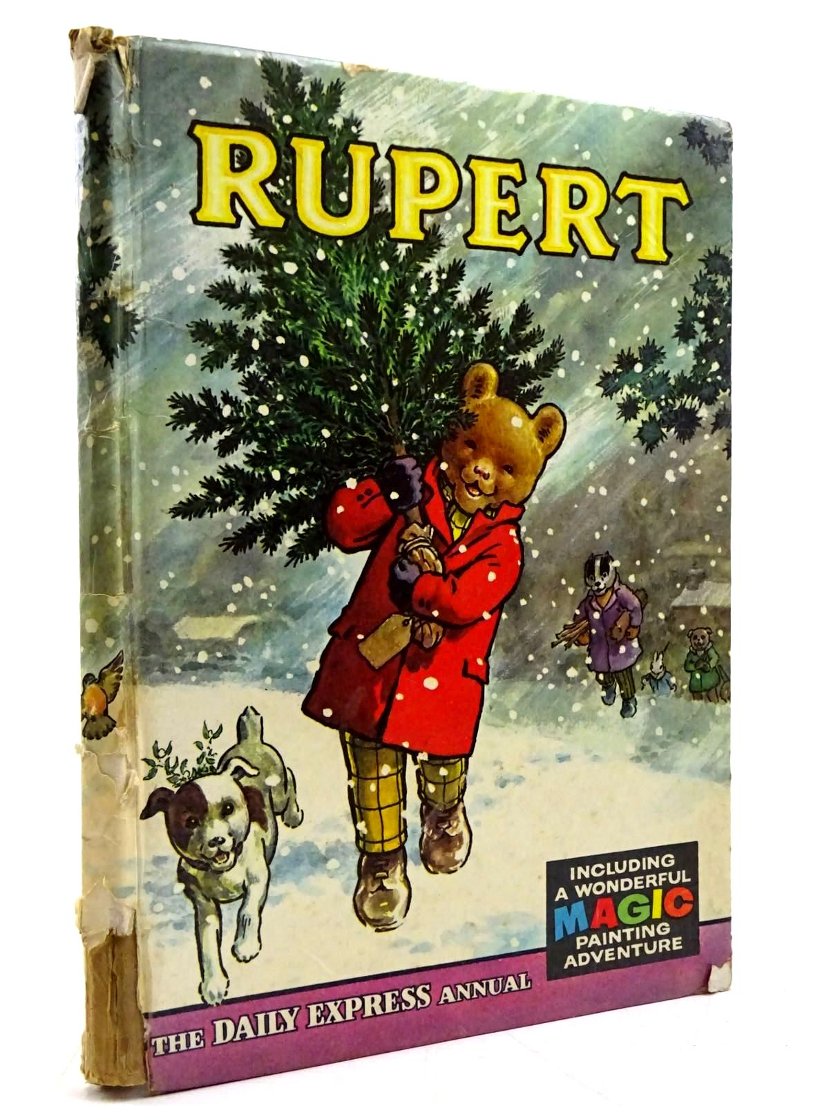 Photo of RUPERT ANNUAL 1965 written by Bestall, Alfred illustrated by Bestall, Alfred published by Daily Express (STOCK CODE: 2131240)  for sale by Stella & Rose's Books