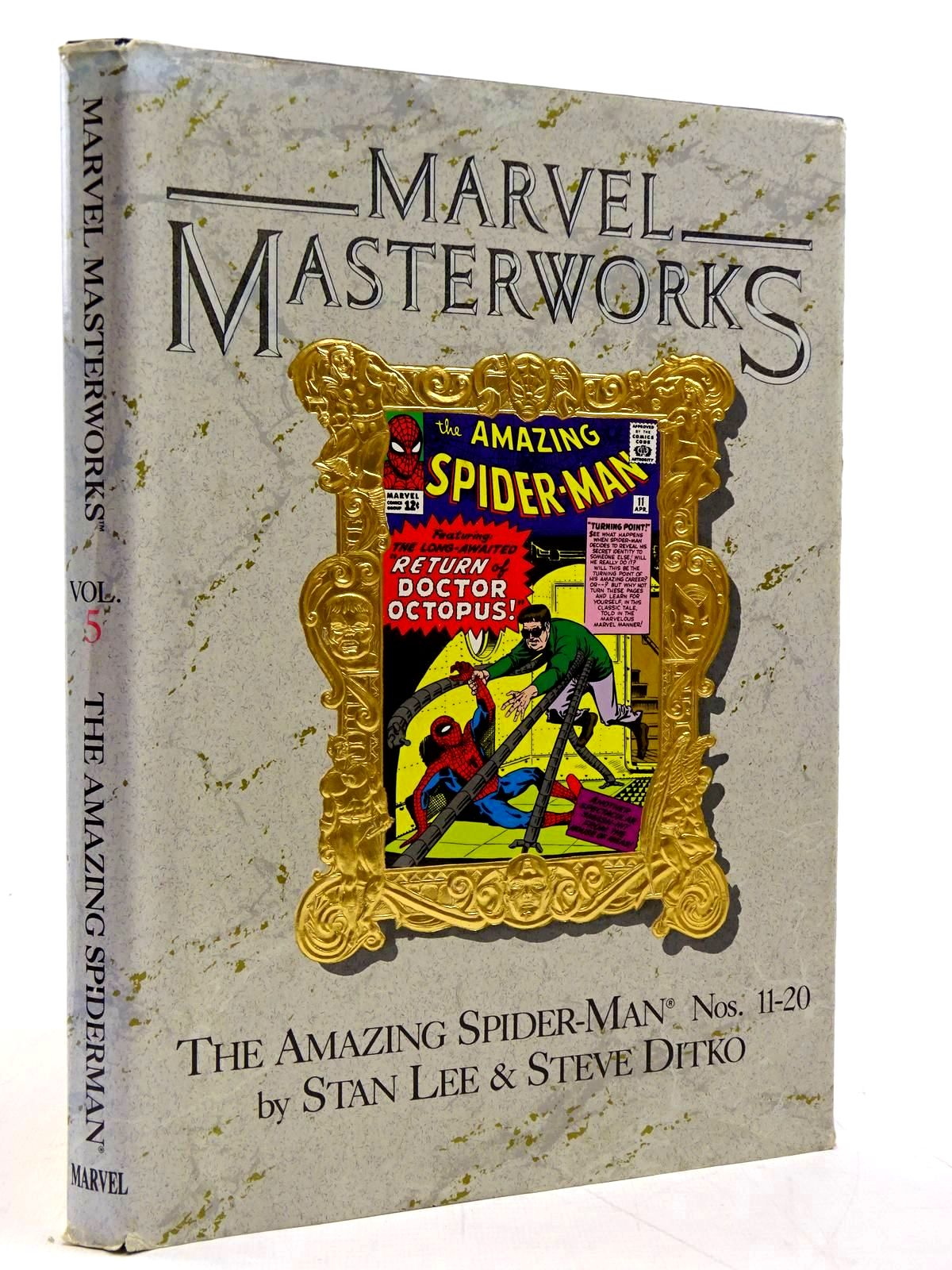 Photo of THE AMAZING SPIDER-MAN VOLUME 5 written by Lee, Stan<br />Ditko, Steve published by Marvel Entertainment Group (STOCK CODE: 2131251)  for sale by Stella & Rose's Books
