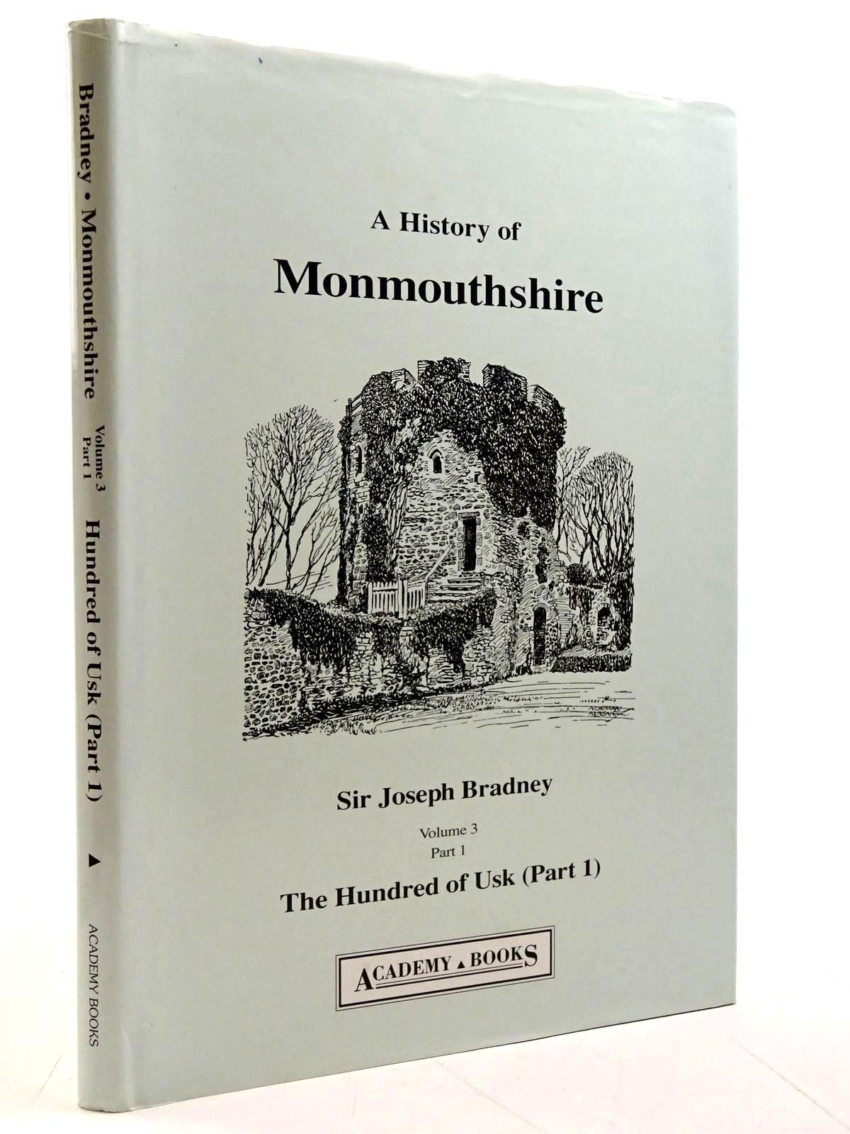 Photo of A HISTORY OF MONMOUTHSHIRE THE HUNDRED OF USK (PART 1)- Stock Number: 2131282