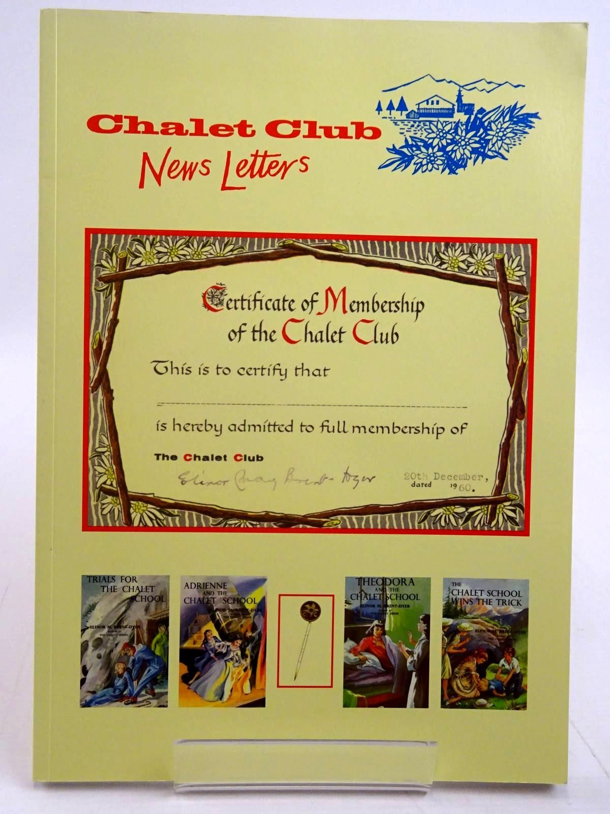 Photo of CHALET CLUB NEWS LETTERS published by Girls Gone By (STOCK CODE: 2131290)  for sale by Stella & Rose's Books