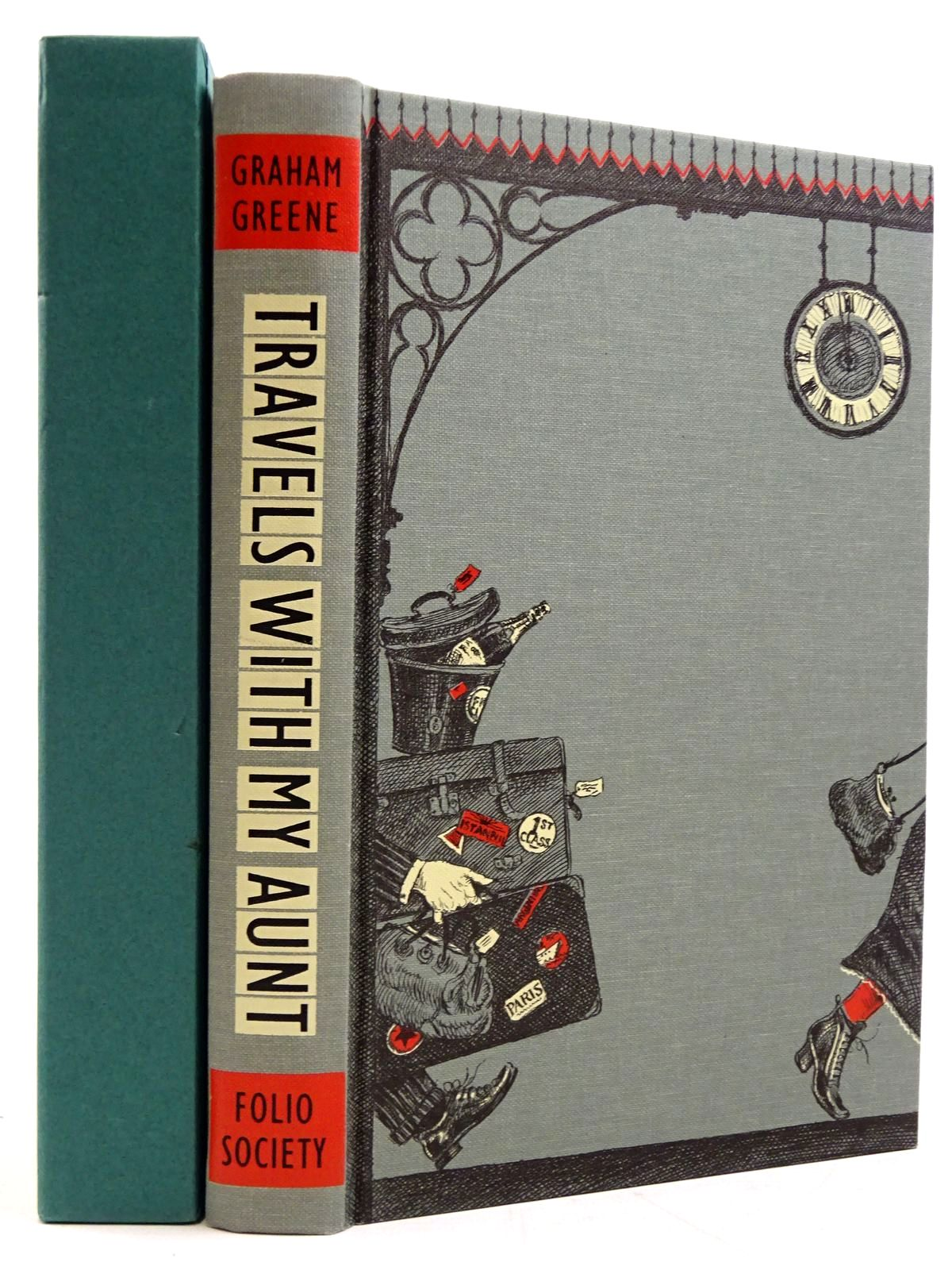 Photo of TRAVELS WITH MY AUNT: A NOVEL written by Greene, Graham illustrated by Holder, John published by Folio Society (STOCK CODE: 2131296)  for sale by Stella & Rose's Books