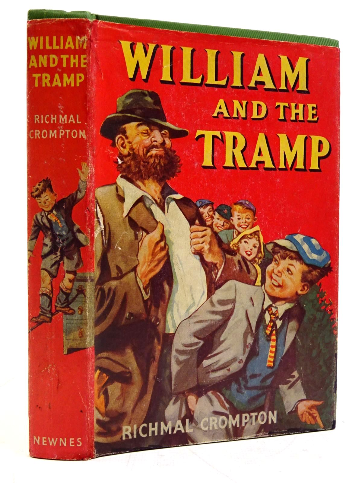 Photo of WILLIAM AND THE TRAMP written by Crompton, Richmal illustrated by Henry, Thomas published by George Newnes Ltd. (STOCK CODE: 2131332)  for sale by Stella & Rose's Books