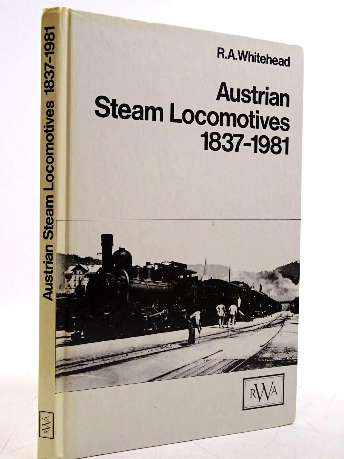 Photo of AUSTRIAN STEAM LOCOMOTIVES written by Whitehead, R.A. published by R.A. Whitehead & Partners (STOCK CODE: 2131376)  for sale by Stella & Rose's Books