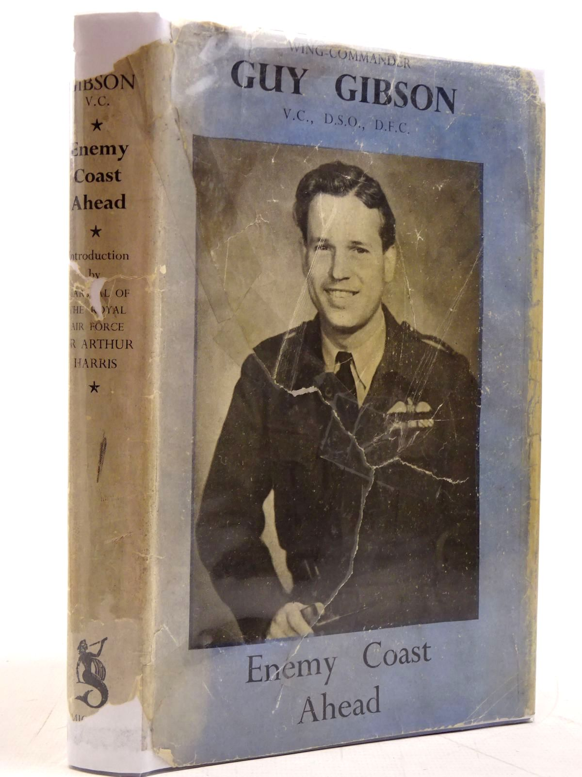 Photo of ENEMY COAST AHEAD written by Gibson, Guy published by Michael Joseph (STOCK CODE: 2131426)  for sale by Stella & Rose's Books