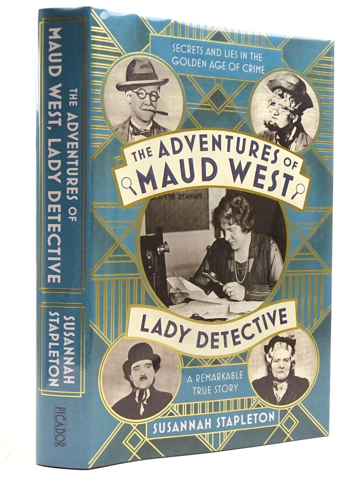 Photo of THE ADVENTURES OF MAUD WEST, LADY DETECTIVE written by Stapleton, Susannah published by Picador (STOCK CODE: 2131451)  for sale by Stella & Rose's Books