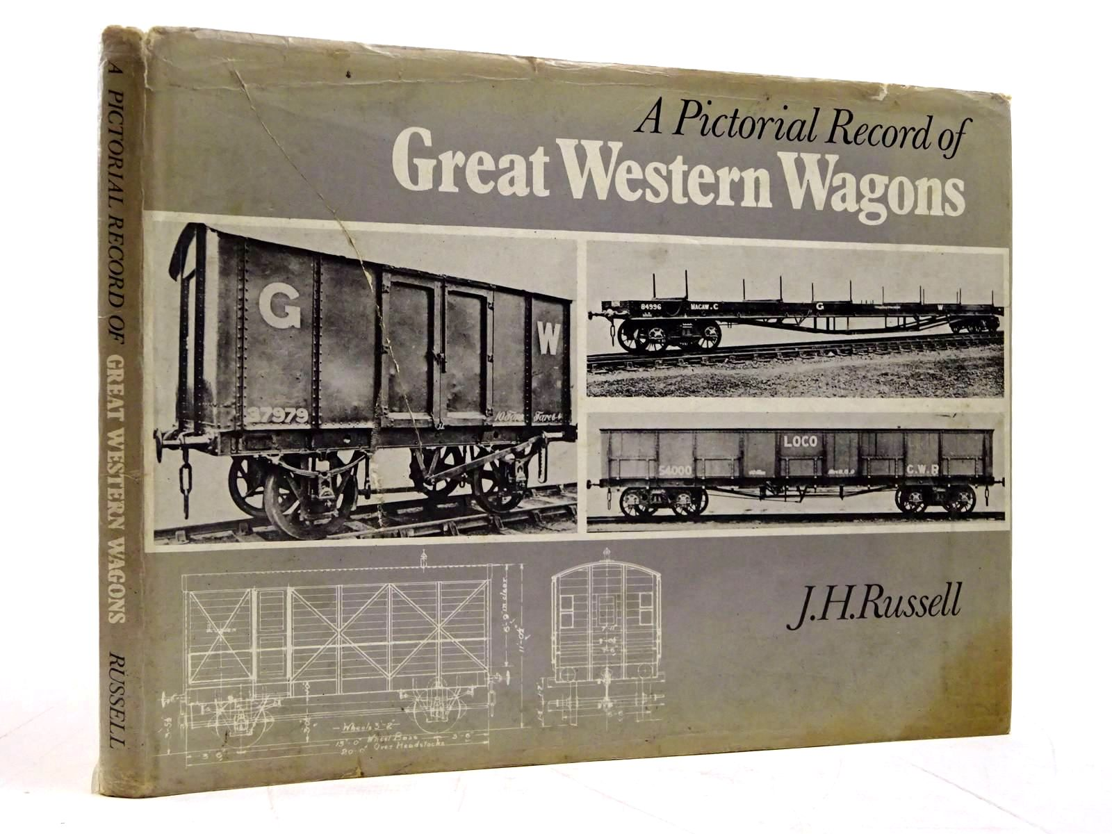 Photo of A PICTORIAL RECORD OF GREAT WESTERN WAGONS written by Russell, J.H. published by Oxford Publishing (STOCK CODE: 2131473)  for sale by Stella & Rose's Books