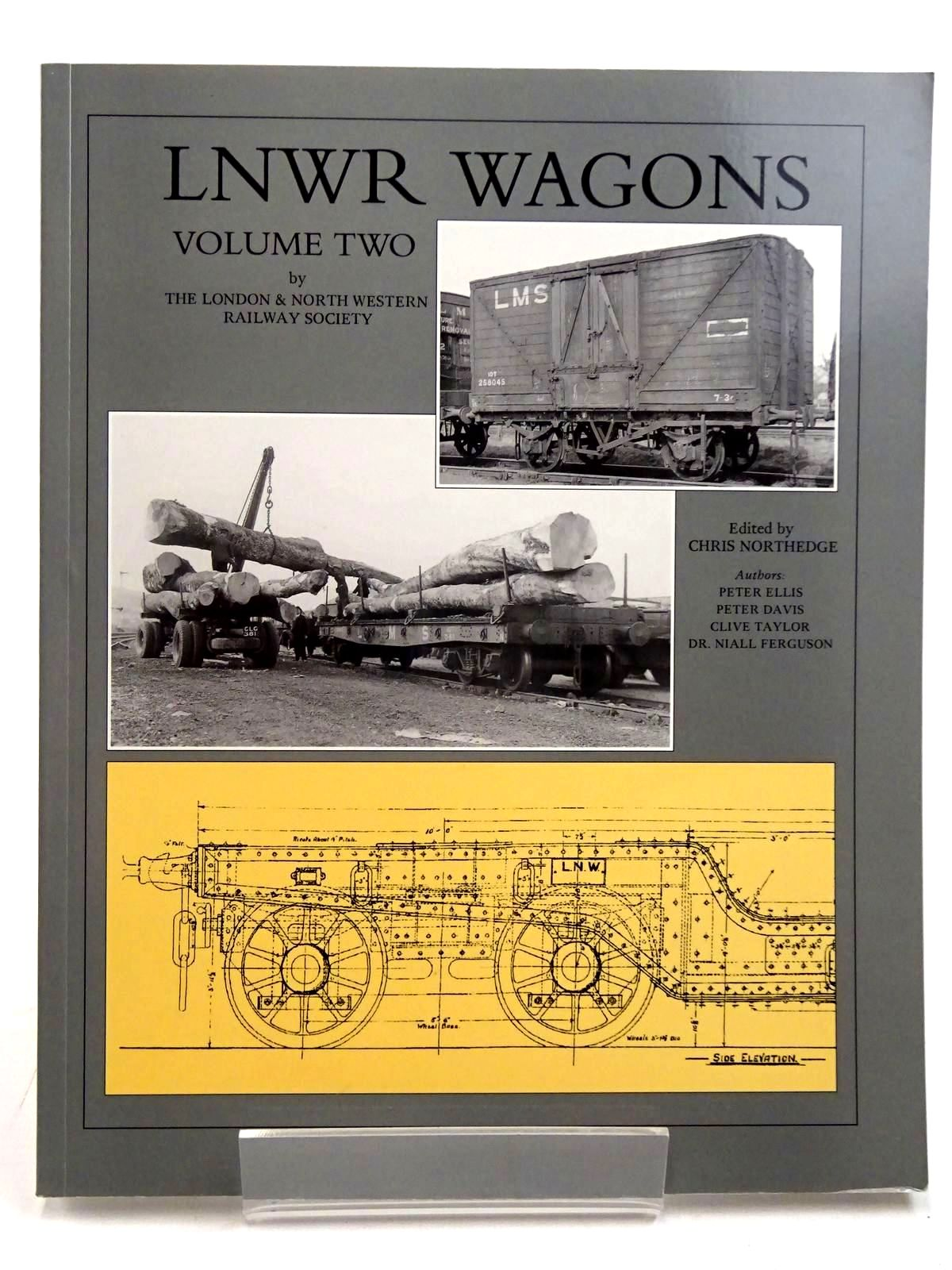 Photo of LNWR WAGONS VOLUME TWO written by Northedge, Chris<br />Ellis, Peter<br />Davis, Peter<br />et al, published by Wild Swan Publications (STOCK CODE: 2131508)  for sale by Stella & Rose's Books