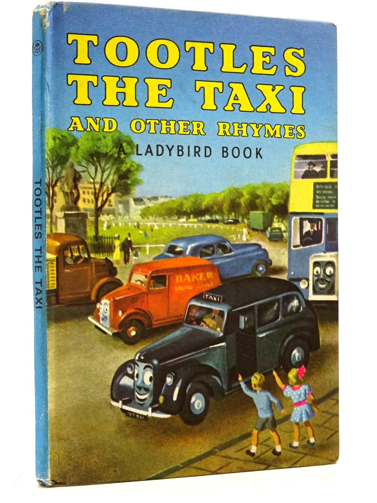Photo of TOOTLES THE TAXI AND OTHER RHYMES written by Clegg, Joyce B. illustrated by Kenney, John published by Wills & Hepworth Ltd. (STOCK CODE: 2131534)  for sale by Stella & Rose's Books