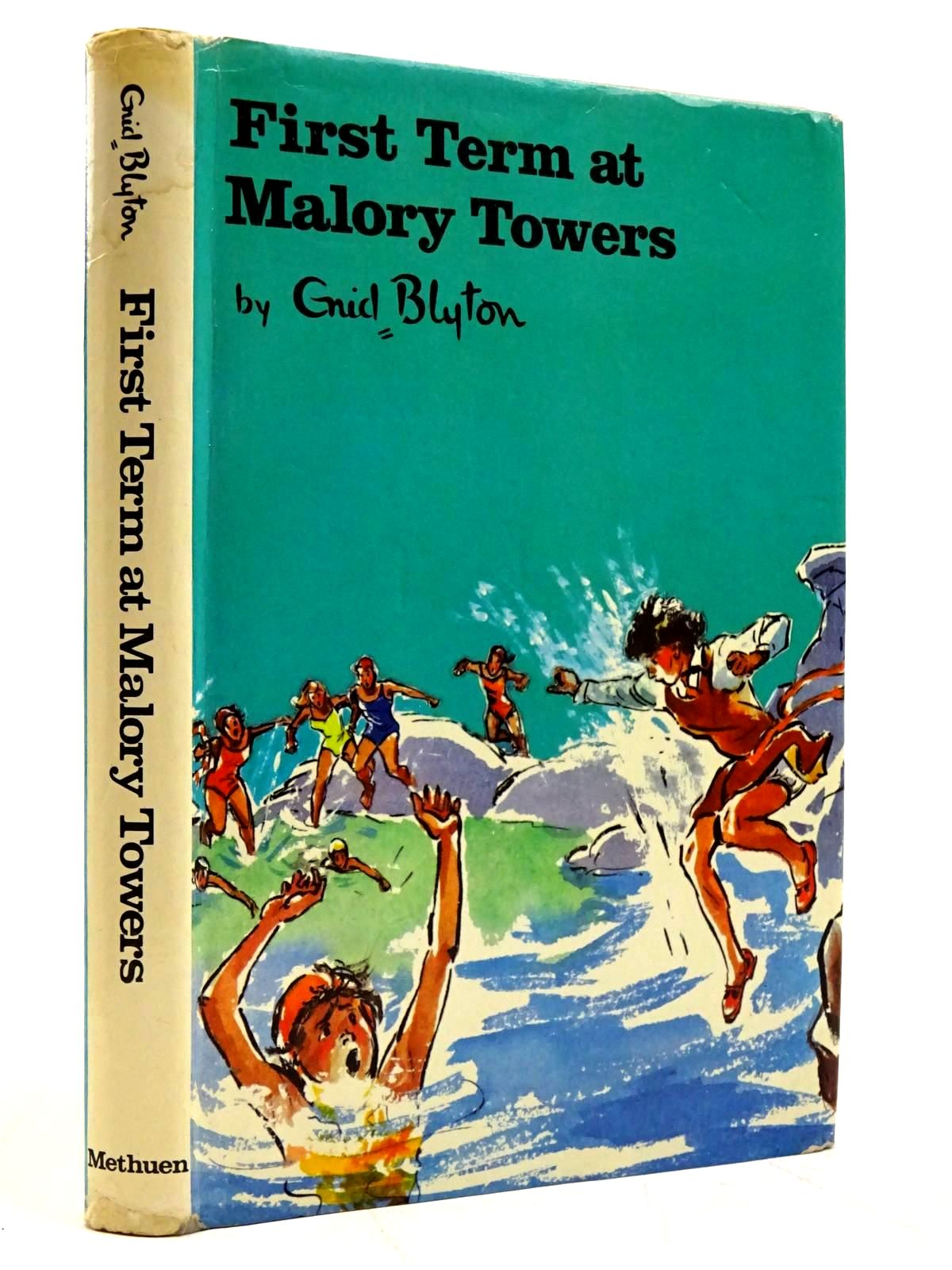 Photo of FIRST TERM AT MALORY TOWERS written by Blyton, Enid illustrated by Chapple, Jenny published by Methuen Children's Books (STOCK CODE: 2131537)  for sale by Stella & Rose's Books