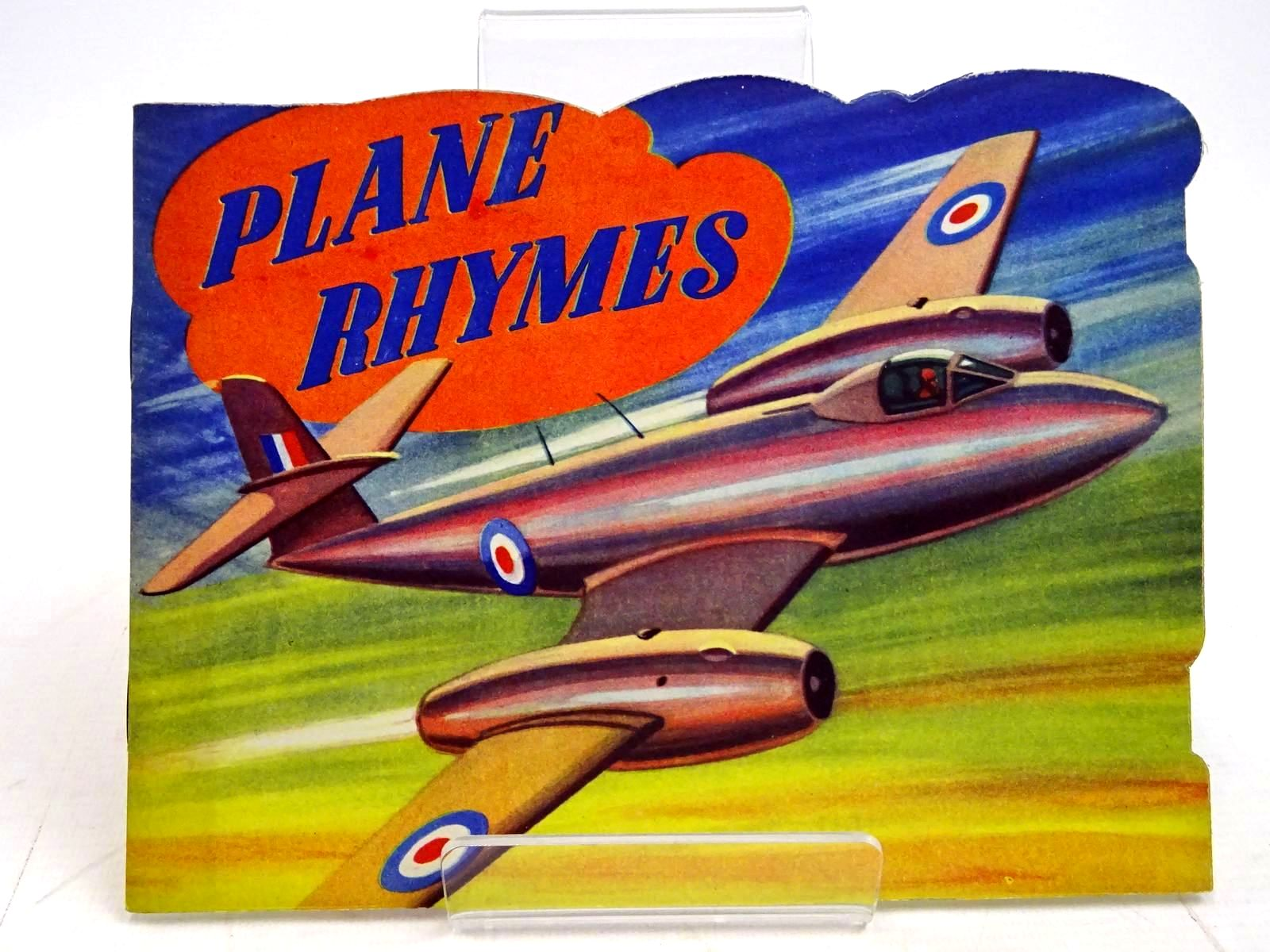 Photo of PLANE RHYMES published by Birn Brothers Ltd. (STOCK CODE: 2131557)  for sale by Stella & Rose's Books
