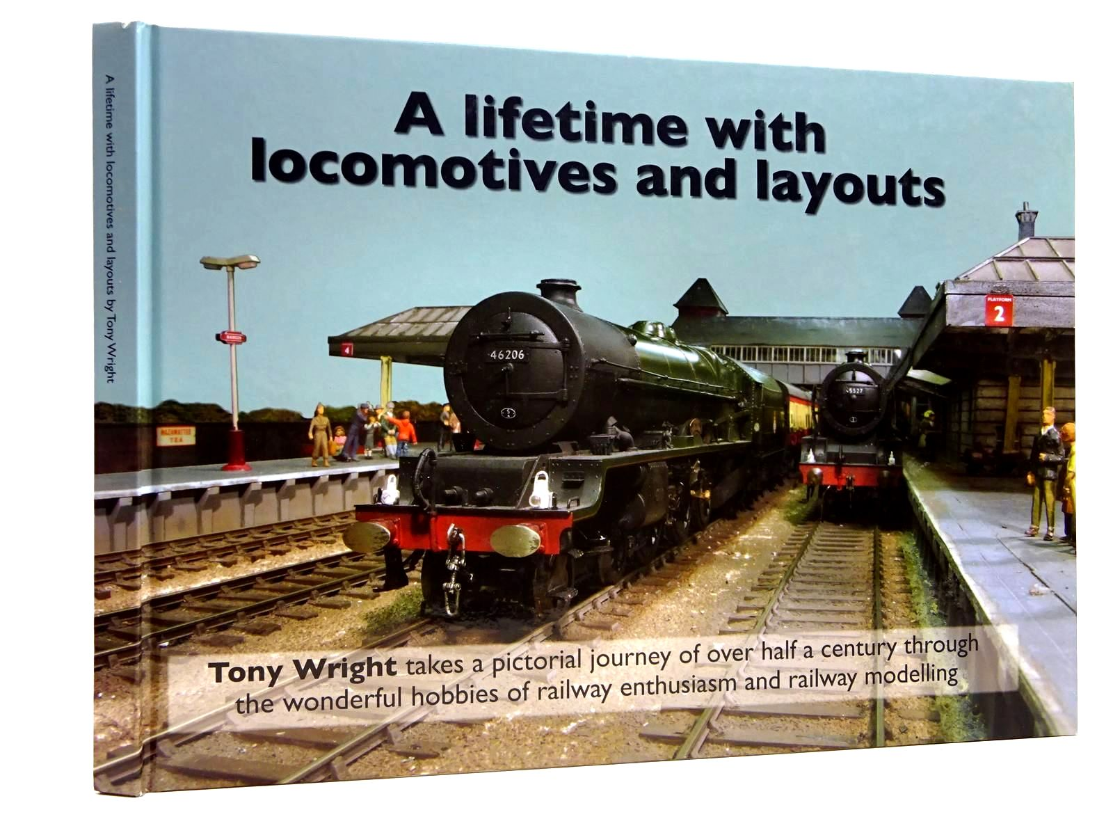 Photo of A LIFETIME WITH LOCOMOTIVES AND LAYOUTS