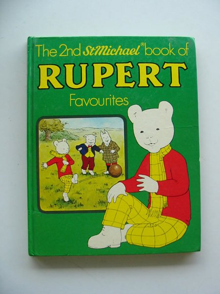 Photo of THE 2nd St MICHAEL BOOK OF RUPERT FAVOURITES written by Tourtel, Mary illustrated by Tourtel, Mary published by Purnell Books (STOCK CODE: 221725)  for sale by Stella & Rose's Books