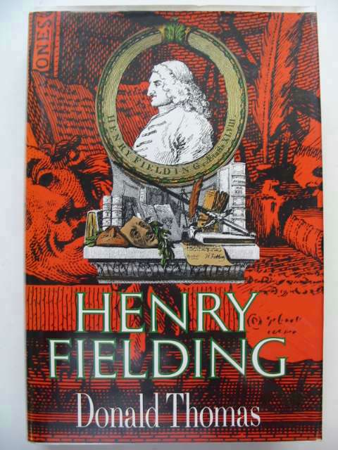 Photo of HENRY FIELDING written by Thomas, Donald published by Weidenfeld and Nicolson (STOCK CODE: 233389)  for sale by Stella & Rose's Books