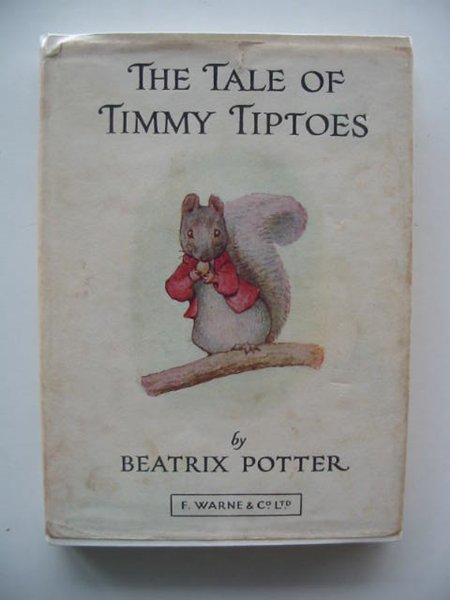 The Tale Of Timmy Tiptoes Written By Potter Beatrix Stock Code