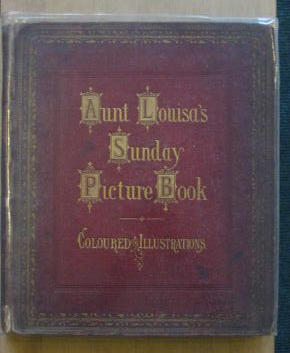 Photo of AUNT LOUISA'S SUNDAY PICTURE BOOK written by Aunt Louisa,  published by Frederick Warne & Co. (STOCK CODE: 302005)  for sale by Stella & Rose's Books