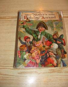 Photo of NISTER'S HOLIDAY ANNUAL - 26TH YEAR written by Playne, Alfred C.<br />Hoyer, M.A.<br />et al,  illustrated by Petherick, Rosa C.<br />et al.,  published by Ernest Nister (STOCK CODE: 305513)  for sale by Stella & Rose's Books