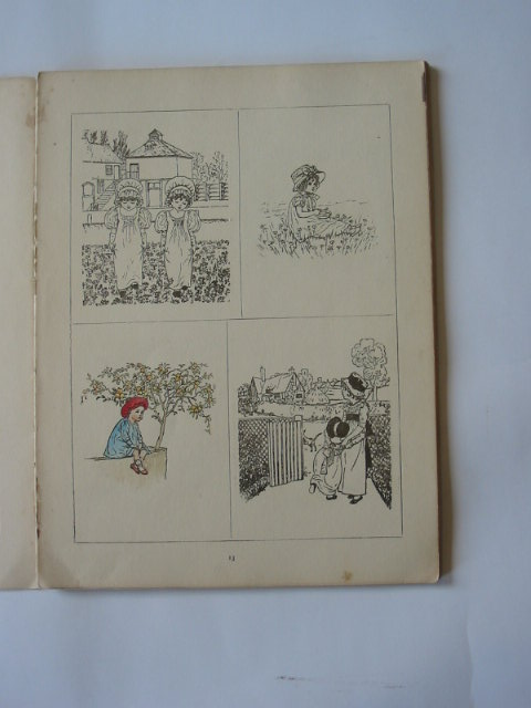 Photo of KATE GREENAWAY'S PAINTING BOOK written by Greenaway, Kate illustrated by Greenaway, Kate published by Frederick Warne & Co. (STOCK CODE: 308534)  for sale by Stella & Rose's Books