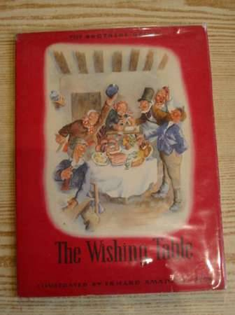 Photo of THE WISHING TABLE written by Grimm, Brothers<br />Cherry, Joan illustrated by Amadeus-Dier, Erhard published by Polytint Limited (STOCK CODE: 376912)  for sale by Stella & Rose's Books