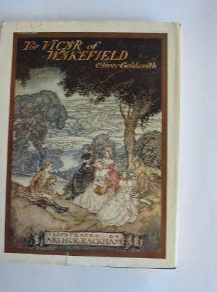 Photo of THE VICAR OF WAKEFIELD written by Goldsmith, Oliver illustrated by Rackham, Arthur published by David McKay Company (STOCK CODE: 378786)  for sale by Stella & Rose's Books