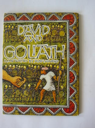 Photo of DAVID AND GOLIATH illustrated by Howard, Alan published by Faber & Faber (STOCK CODE: 380142)  for sale by Stella & Rose's Books