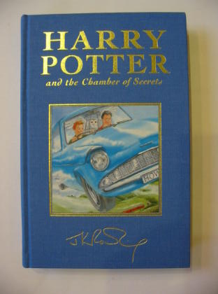 Photo of HARRY POTTER AND THE CHAMBER OF SECRETS written by Rowling, J.K. published by Bloomsbury Books (STOCK CODE: 381401)  for sale by Stella & Rose's Books