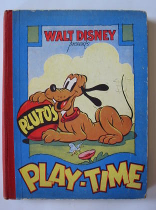 Photo of PLUTO'S PLAY-TIME written by Disney, Walt illustrated by Disney, Walt published by Juvenile Productions Ltd. (STOCK CODE: 381788)  for sale by Stella & Rose's Books