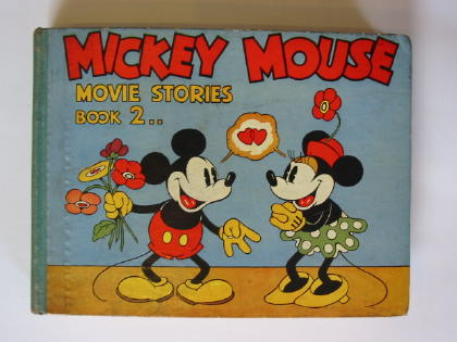 Photo of MICKEY MOUSE MOVIE STORIES BOOK 2 written by Disney, Walt illustrated by Disney, Walt published by Dean & Son Ltd. (STOCK CODE: 381799)  for sale by Stella & Rose's Books