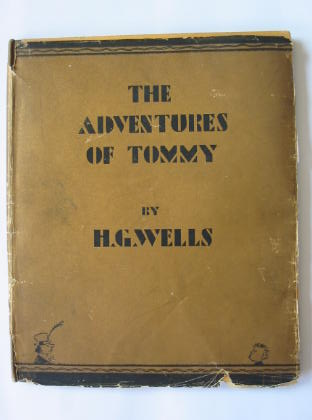 Photo of THE ADVENTURES OF TOMMY written by Wells, H.G. illustrated by Wells, H.G. published by George G. Harrap & Co. Ltd. (STOCK CODE: 382533)  for sale by Stella & Rose's Books