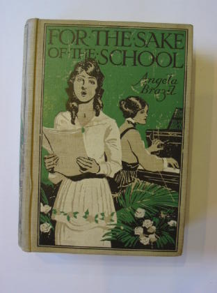Photo of FOR THE SAKE OF THE SCHOOL written by Brazil, Angela illustrated by Davis, Stanley published by Blackie & Son Ltd. (STOCK CODE: 383349)  for sale by Stella & Rose's Books