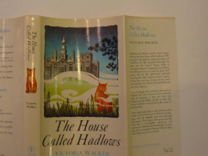 Photo of THE HOUSE CALLED HADLOWS written by Walker, Victoria published by Andre Deutsch (STOCK CODE: 383361)  for sale by Stella & Rose's Books