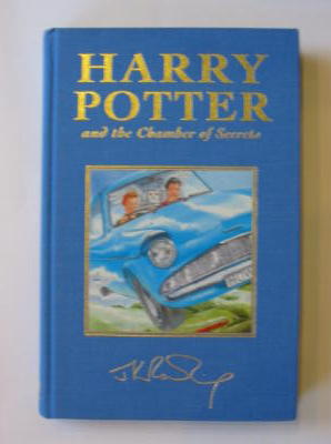 Photo of HARRY POTTER AND THE CHAMBER OF SECRETS written by Rowling, J.K. published by Bloomsbury Books (STOCK CODE: 383475)  for sale by Stella & Rose's Books