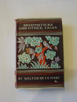 Photo of BROOMSTICKS & OTHER TALES written by De La Mare, Walter illustrated by Bold,  published by Constable and Company Ltd. (STOCK CODE: 383800)  for sale by Stella & Rose's Books