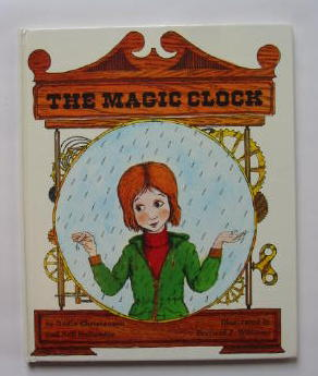 Photo of THE MAGIC CLOCK written by Christensen, Nadia<br />Hollander, Neil illustrated by Williams, Bernard J. published by Frederick Warne (STOCK CODE: 384227)  for sale by Stella & Rose's Books