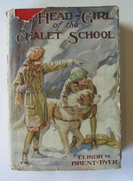 Photo of THE HEAD GIRL OF THE CHALET SCHOOL written by Brent-Dyer, Elinor M. illustrated by Brisley, Nina K. published by W. & R. Chambers Limited (STOCK CODE: 384866)  for sale by Stella & Rose's Books