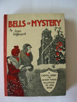 Photo of BELLS OF MYSTERY written by Inglesant, Joan illustrated by Glossop,  published by Puzzle Books Ltd. (STOCK CODE: 384891)  for sale by Stella & Rose's Books