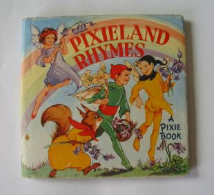 Photo of PIXIELAND RHYMES illustrated by Cloke, Rene published by Collins (STOCK CODE: 385039)  for sale by Stella & Rose's Books