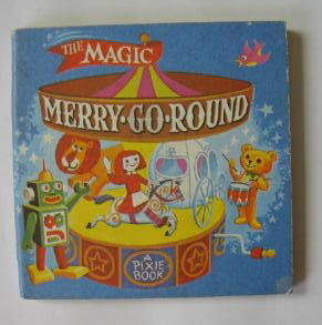 Photo of THE MAGIC MERRY-GO-ROUND illustrated by Woodward, Ken published by Collins (STOCK CODE: 385046)  for sale by Stella & Rose's Books