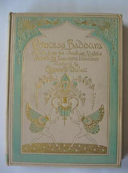 Photo of PRINCESS BADOURA written by Housman, Laurence illustrated by Dulac, Edmund published by Hodder & Stoughton (STOCK CODE: 385631)  for sale by Stella & Rose's Books