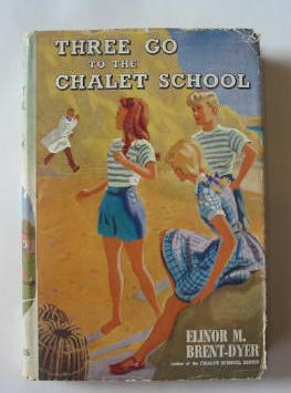 Photo of THREE GO TO THE CHALET SCHOOL- Stock Number: 385813