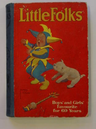 Photo of LITTLE FOLKS VOL 116 written by Pocock, Doris<br />Judd, Alfred<br />Marchant, Bessie<br />et al,  illustrated by Aris, Ernest A.<br />Rountree, Harry<br />Newsome, D.<br />Cuneo, <br />et al.,  published by The Amalgamated Press (STOCK CODE: 385985)  for sale by Stella & Rose's Books