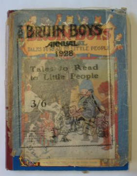Photo of THE BRUIN BOYS' ANNUAL 1928 published by The Amalgamated Press (STOCK CODE: 386274)  for sale by Stella & Rose's Books