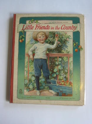 Photo of LITTLE FRIENDS IN THE COUNTRY published by Ernest Nister, E.P. Dutton & Co. (STOCK CODE: 400623)  for sale by Stella & Rose's Books