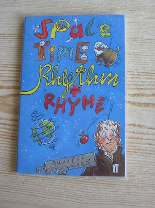 Photo of SPACE, TIME, RHYTHM & RHYME written by Stannard, Russell illustrated by Levers, John published by Faber & Faber (STOCK CODE: 403140)  for sale by Stella & Rose's Books