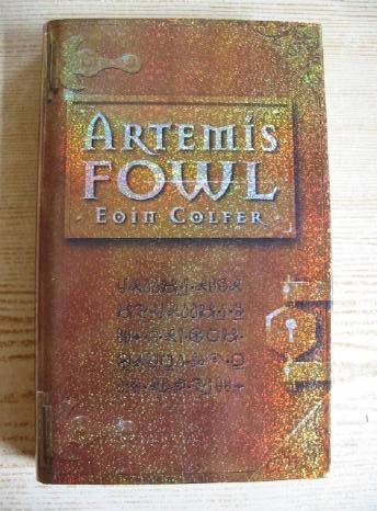 6500 Photo Of Artemis Fowl Written By Colfer, Eoin Published By Viking  (stock Code: