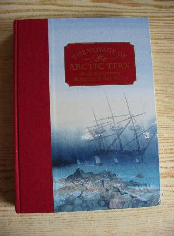 Photo of THE VOYAGE OF THE ARCTIC TERN written by Montgomery, Hugh illustrated by Poullis, Nick published by Synapse Gb Ltd. (STOCK CODE: 403534)  for sale by Stella & Rose's Books