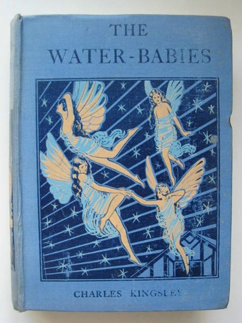 Photo of THE WATER BABIES written by Kingsley, Charles<br />Laurie, B. illustrated by Gatlish, Arthur published by T. Werner Laurie Ltd. (STOCK CODE: 405636)  for sale by Stella & Rose's Books