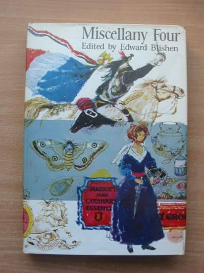 Photo of MISCELLANY FOUR written by Blishen, Edward published by Oxford University Press (STOCK CODE: 425063)  for sale by Stella & Rose's Books
