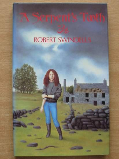 Photo of A SERPENT'S TOOTH written by Swindells, Robert published by Hamish Hamilton Childrens Books (STOCK CODE: 425289)  for sale by Stella & Rose's Books