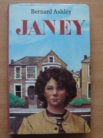 Photo of JANEY written by Ashley, Bernard published by Julia MacRae Books (STOCK CODE: 425479)  for sale by Stella & Rose's Books