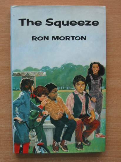 Photo of THE SQUEEZE written by Morton, Ron published by Hamish Hamilton (STOCK CODE: 425869)  for sale by Stella & Rose's Books